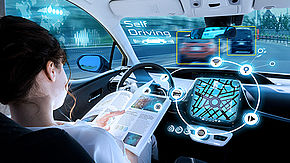 Autonomous Driving - no time for blackouts
