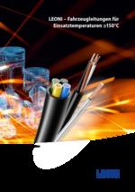 LEONI – Fahrzeugleitungen für Einsatztemperaturen ≥150 °C