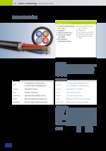 BETAtrans® DATA C-flex 120 Ω MVB, 4 core