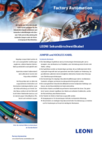 LEONI-Sekundärschweißkabel