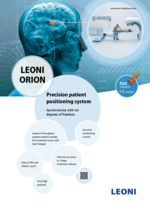 LEONI ORION – Precision patient positioning system