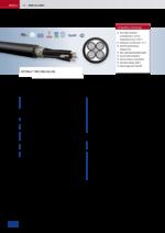 BETAflam® 145 C-flex UL / cUL AWM 4486, 125 °C 1000 V