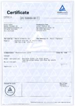 BETAflam® Solar 125 flex UL EN cTÜV us certificate CU72130340