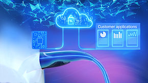 LEONiQ and Microsoft Azure Sphere: Key technology for intelligent cables with cloud connectivity