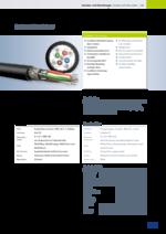 BETAtrans® DATA C-flex 100 Ω GigaCAT 7 FOAM