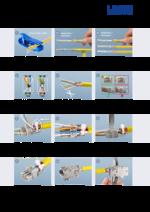 Montageanleitung MegaLine® Connect45 PRO