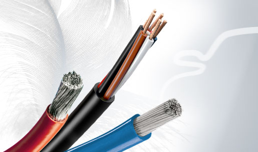 cables with innovative conductor materials leoni