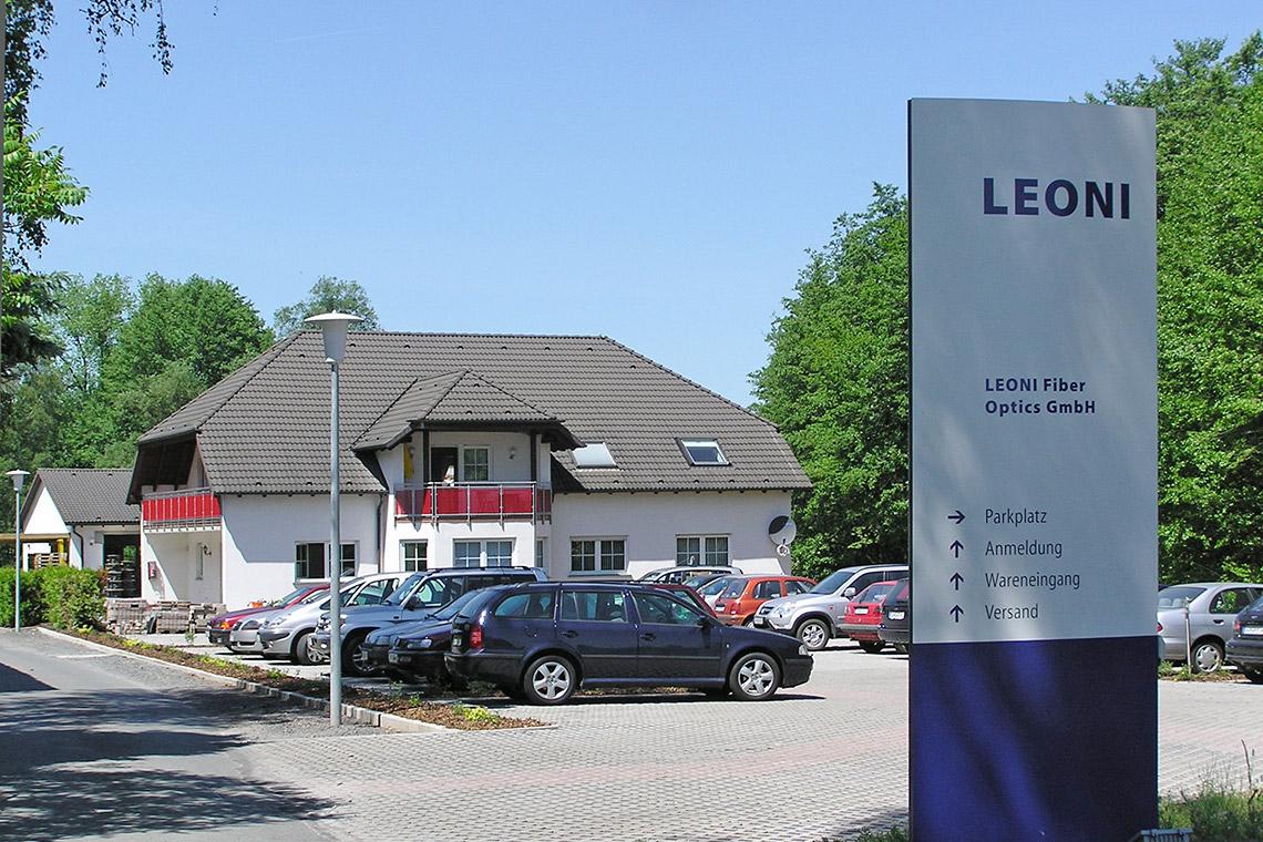 Standorte Der Business Unit Fiber Optics Leoni Wiring House With Optic Gmbh Fritztal Ot Neuhaus Schierschnitz