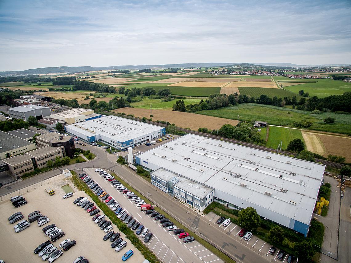 LEONI Draht GmbH – Weißenburg – LEONI