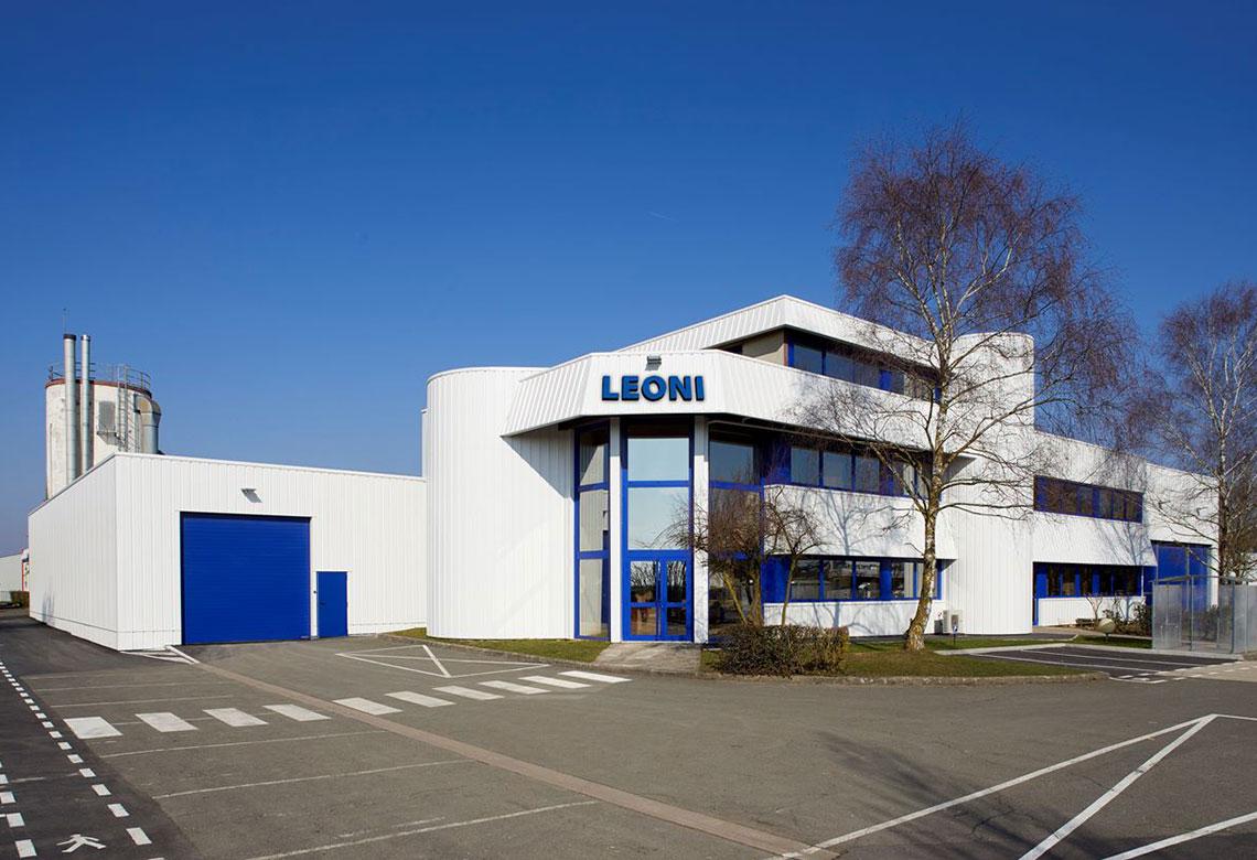 Leoni Cia Cable Systems S A S Gellainville Leoni