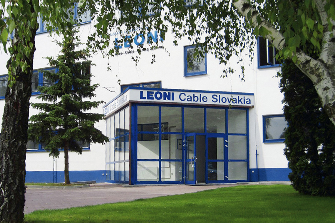 Production Sites For Medical Solutions Leoni Wiring Harness India Star Tur