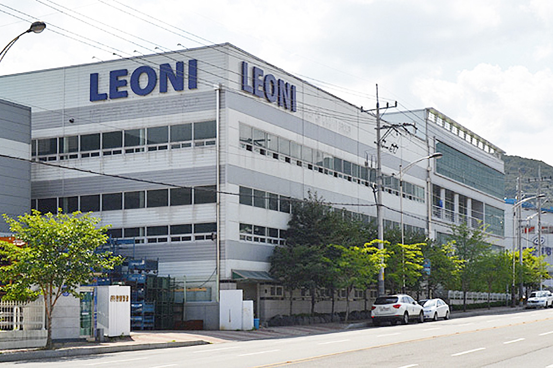Locations Wiring Systems Division Leoni A Commercial Building Busan