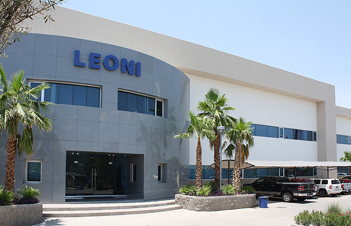 Locations Leoni In Americas Wiring A Commercial Building Systems De Hermosillo Sa Cv