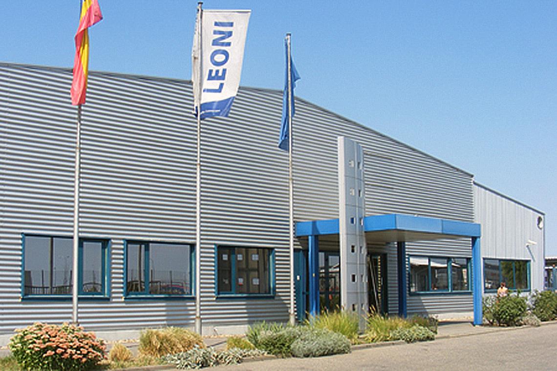 Standorte Wiring Systems Division Leoni Commercial Arad Srl