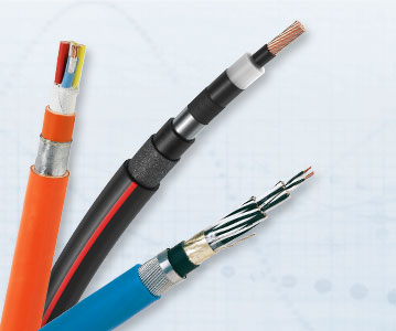 Wires, optical fibers, cables, cable systems, services: Our range of ...