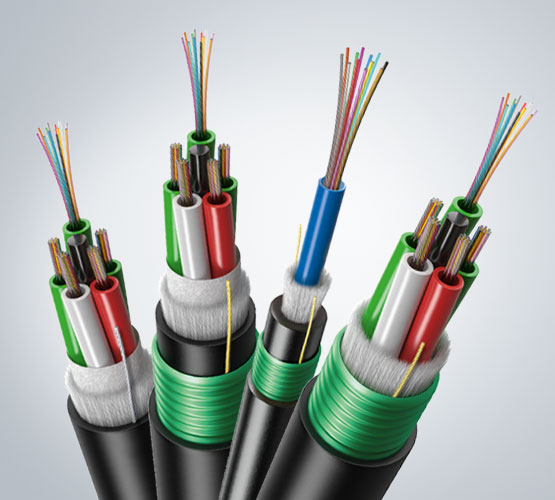 Fiber optic cables optimized for outdoor use – LEONI