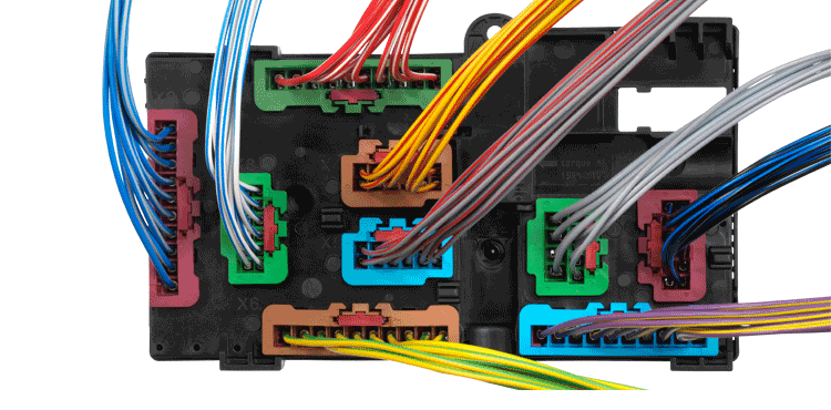 Wiring systems & components – LEONI