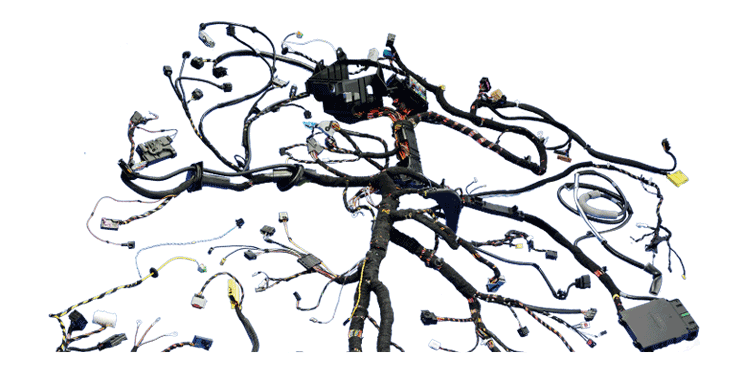 Bordnetz-Systeme – Entwicklung, Fertigung, Lieferung – LEONI