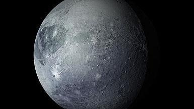 Pluto picture (Source: shutterstock)