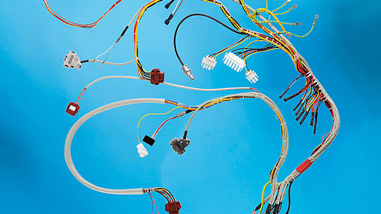 Cable systems for the healthcare sector