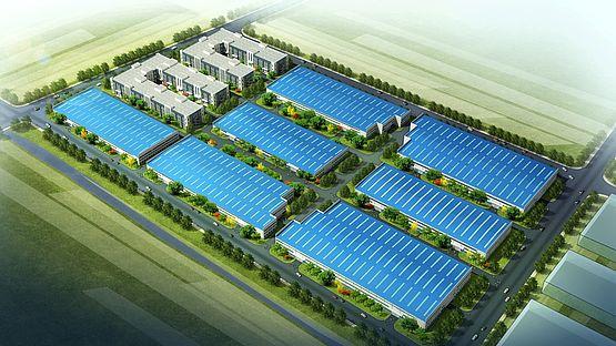 Neues Werk in Panjin: Stärkung der Marktposition in China