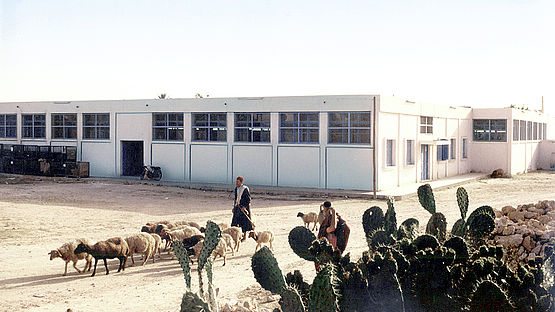 First production facility in Tunisia