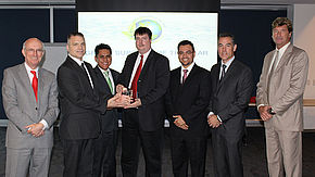 "Yazaki awards Leoni Cable Inc. ""Green Supplier of the Year"""