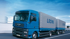 LEONI truck – transport for company purposes only