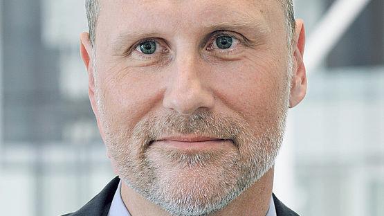 Vorstand Martin Stüttem