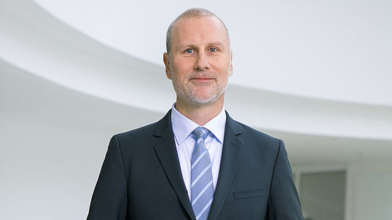 Martin Stüttem, Vorstandsmitglied Leoni AG