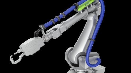 Dresspack solution LSH3 for robotics