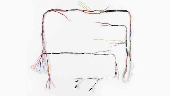 Kabelsatz für die Haus- und Elektrogeräteindustrie