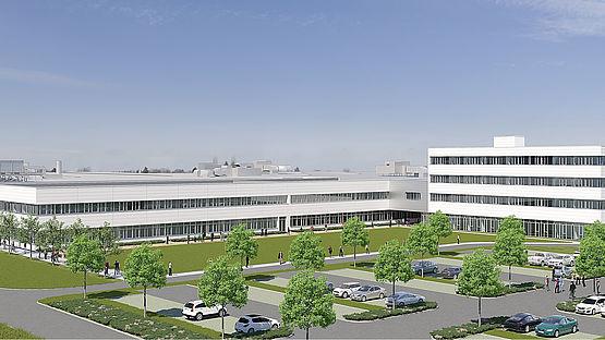 """Visualisierung der """"Fabrik der Zukunft"""""""