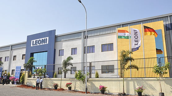 The new plant in Pune