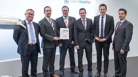 """Leoni is """"Partner of the Year 2016"""""""