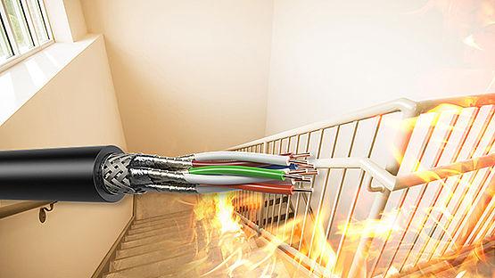 MegaLine® data cable