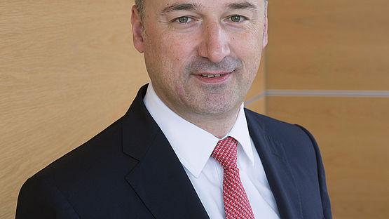 Management Board member Dr Frank Hiller