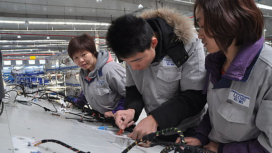 Quality control Langfang