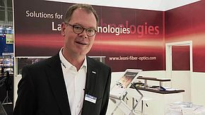 Laser World of Photonics 2013 in Munich